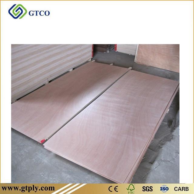 Okoume Door Skin Plywood 1