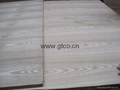 Wood Veneer Faced Particle Board