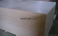 Okoume Faced Particle Board