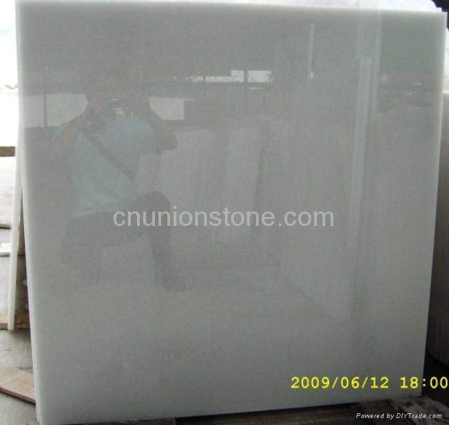 Crystal White Marble Tiles 4