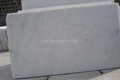 Guangxi White Marble Slabs