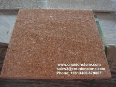 G683 Red Granite Slabs and Tiles