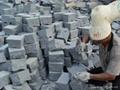 Granite Paving, Cube Stone