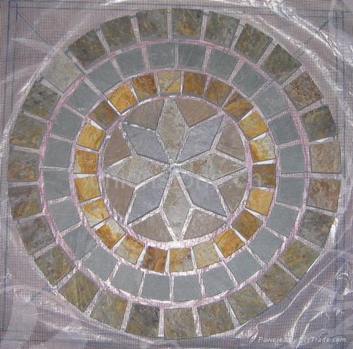 Slate Pattern Slate Mosaic Mosaic Pattern Meshed