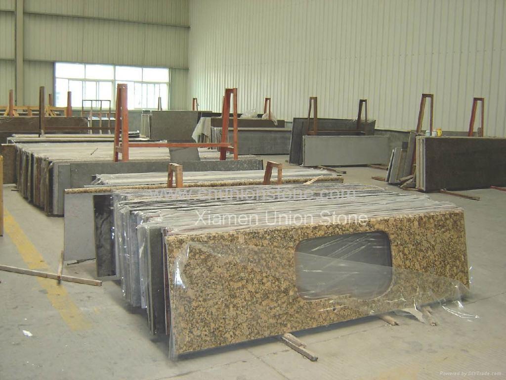 Marble Kitchen Top : Granite Kitchen Top - China - Manufacturer - countertop,vanity top -