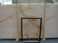 Imperial wood vein (cloudy vein yellow marble) 5