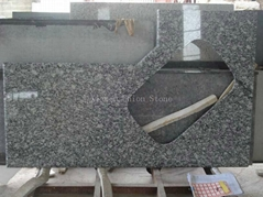 A Grade Stone Material Polished Hot Granite Countertop
