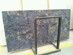 Nature Stone Best Flooring Sodalite Blue Marble