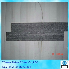 Union Stone G654 Hot Sale 15X60CM Culture Slate Wall Cladding
