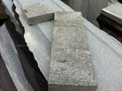 Standard Size Hot Paving Stone Chiselled Chinese Granite G684