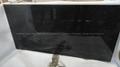 A Grade Nature Polished Tiled Black