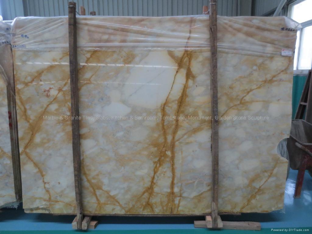 Polished Large Stone Slabs : Big nature slab cicili grey polished marble