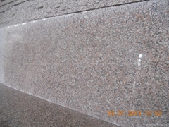 Hot Stone Chinese Promotional Xili Red Granite