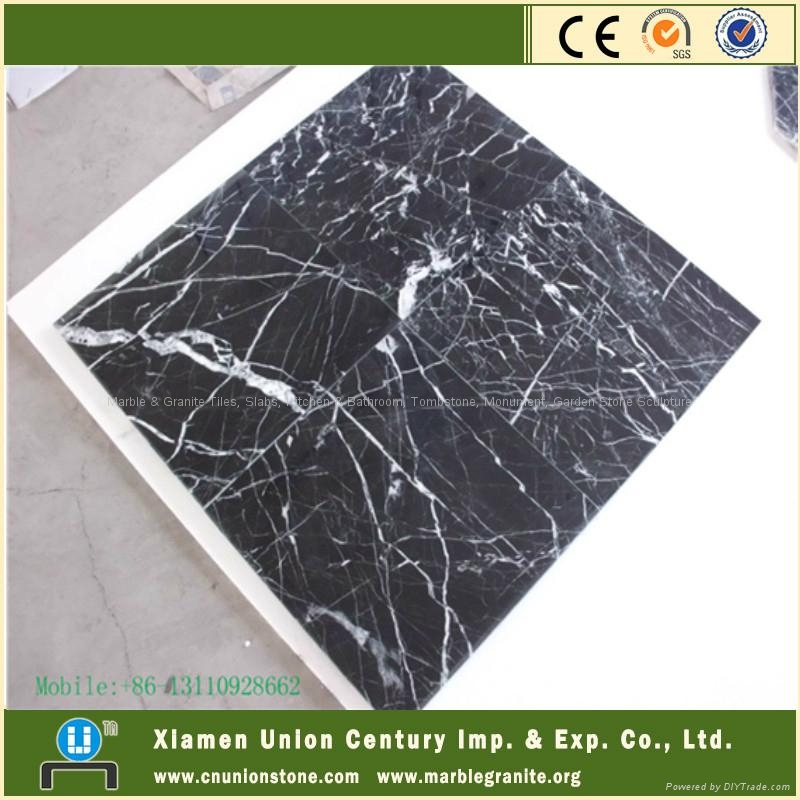 Black Marquina Marble 1
