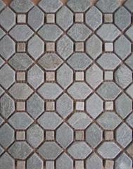 Mosaic tiles / Slate Mosaic / Mosaic medallions / Inlay