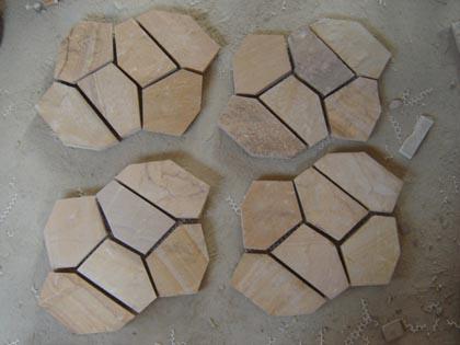 Mosaic tiles / Slate Mosaic / Mosaic medallions / Inlay 2
