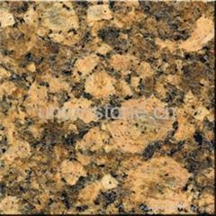 Giallo Fiorito Granite Slabs