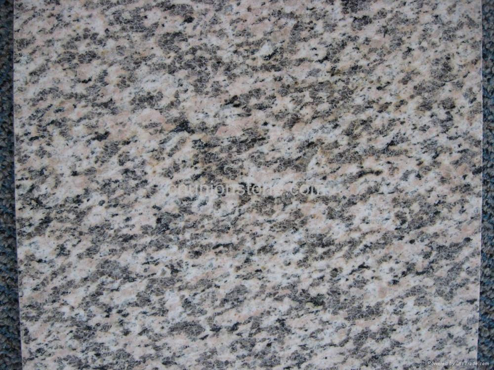 Tiger skin red granite flooring tiles 2