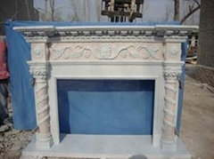 Natural marble fireplace (Hot Product - 1*)