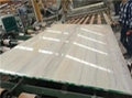 Dark Ginkgo wooden marble