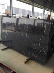Via lactea granite slab