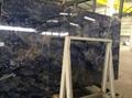 elegant Azul bahia granite