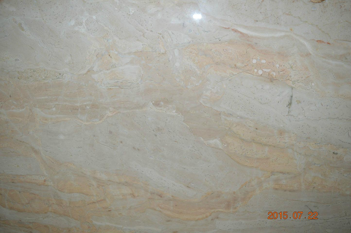 antique look breccia oniciata pink marble 1