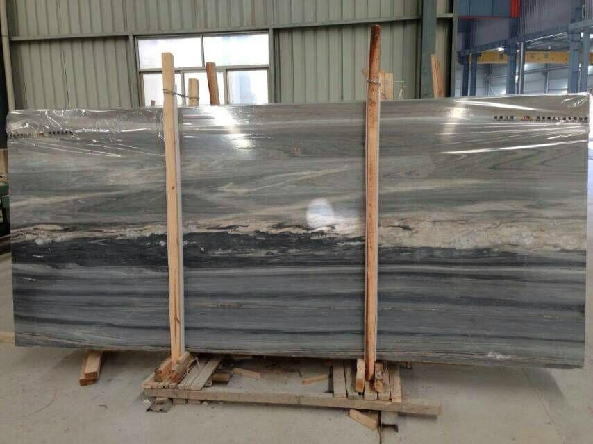 Italian Blue Palissandro Marble China Manufacturer