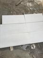 Sandblasted shay grey marble tile 4