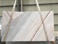 Luxury white palissandro marble