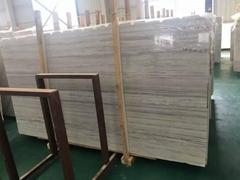 kavala white marble tile for living room floor