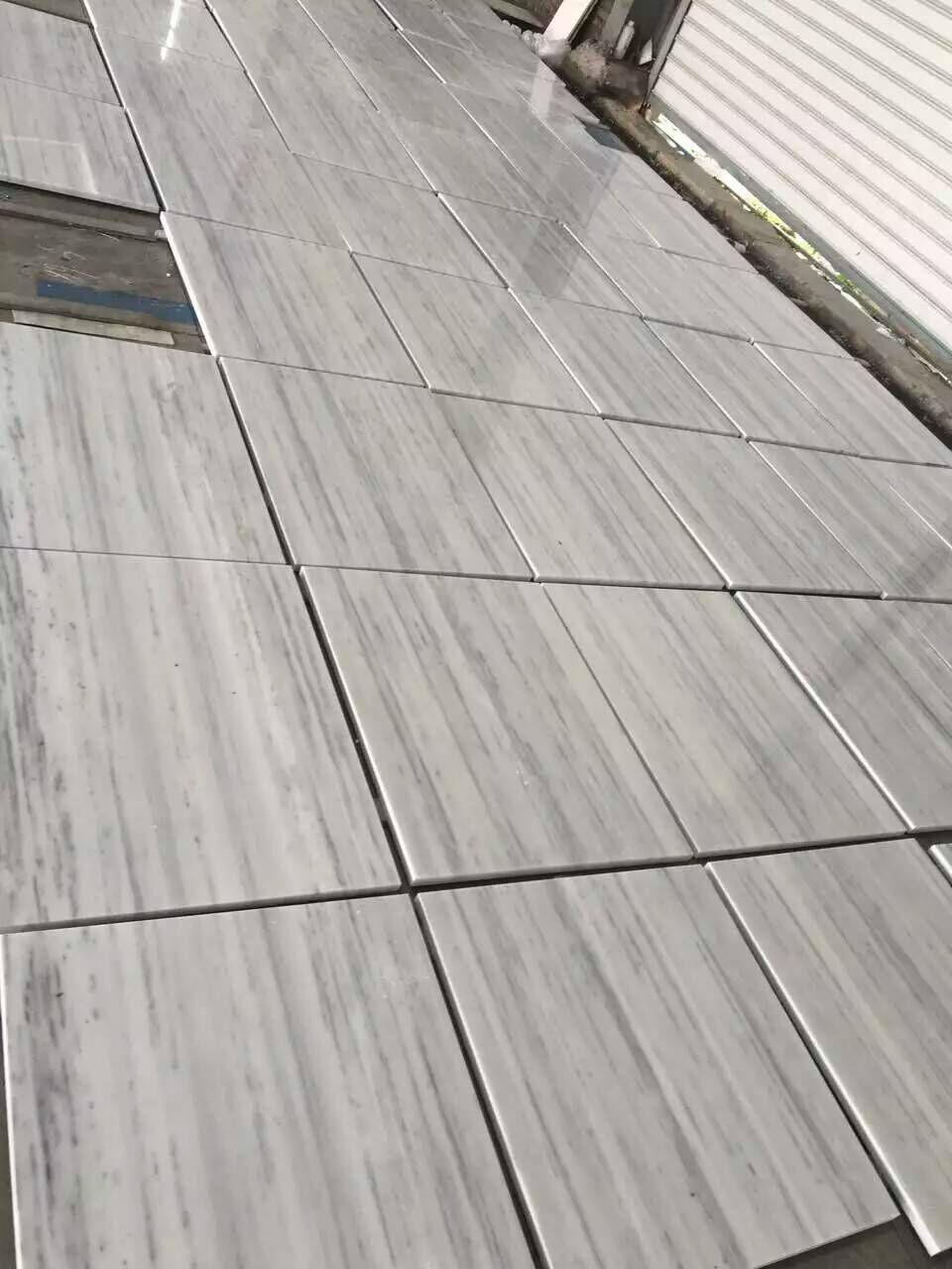 kavala white marble tile for living room floor 5