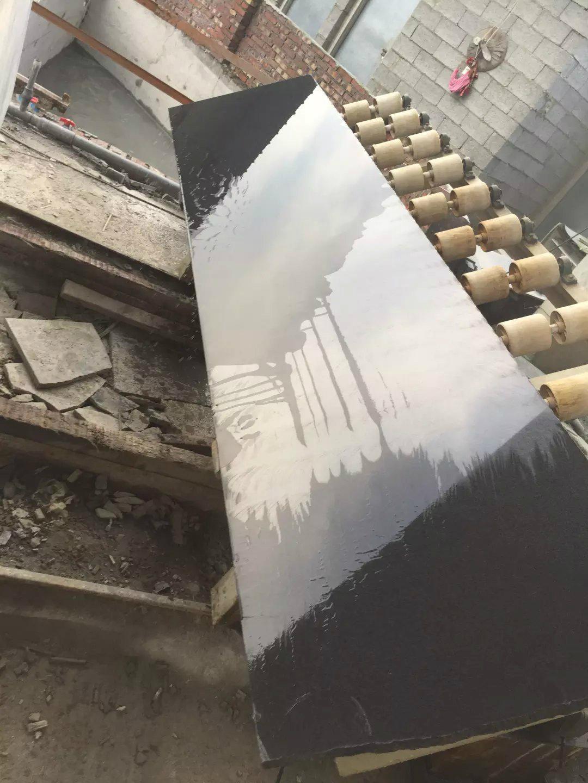 China polished g654 grey granite tile 1