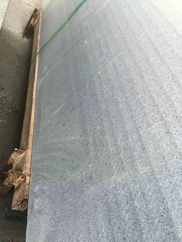 China polished g654 grey granite tile 3