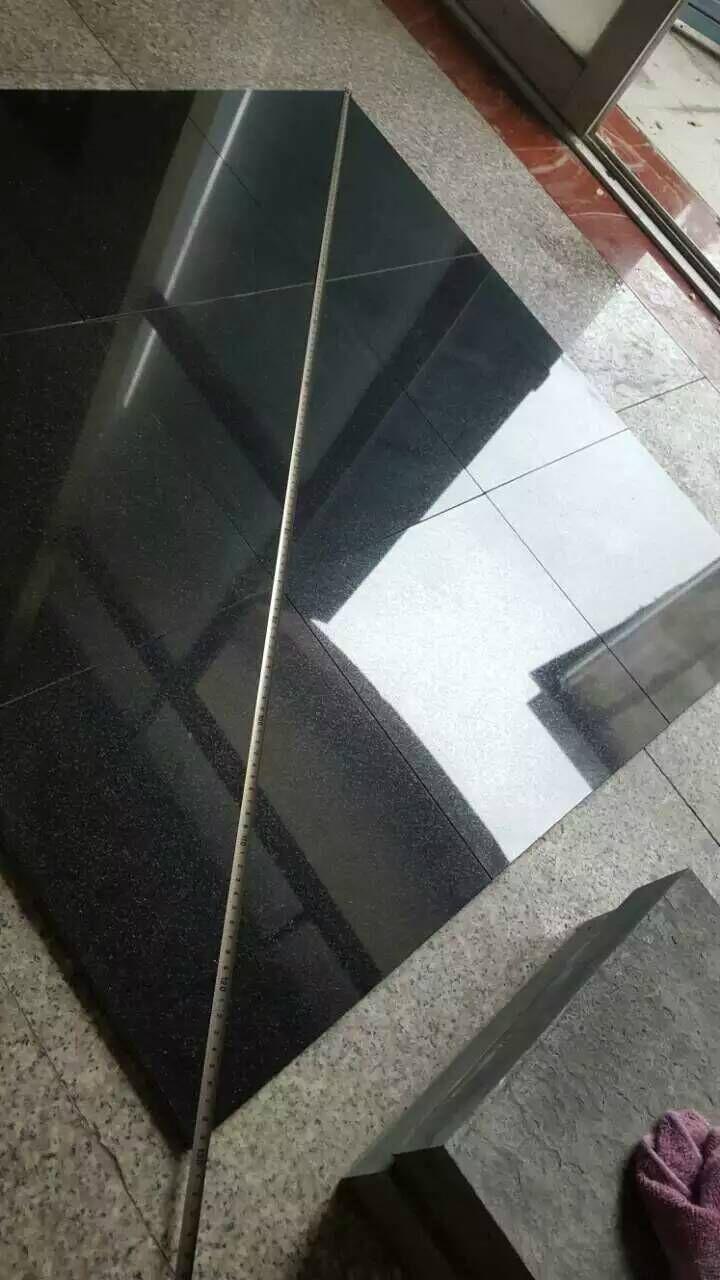 China Shanxi Black Granite Tile Union Stone China