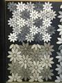 Flower marble mosaic tile