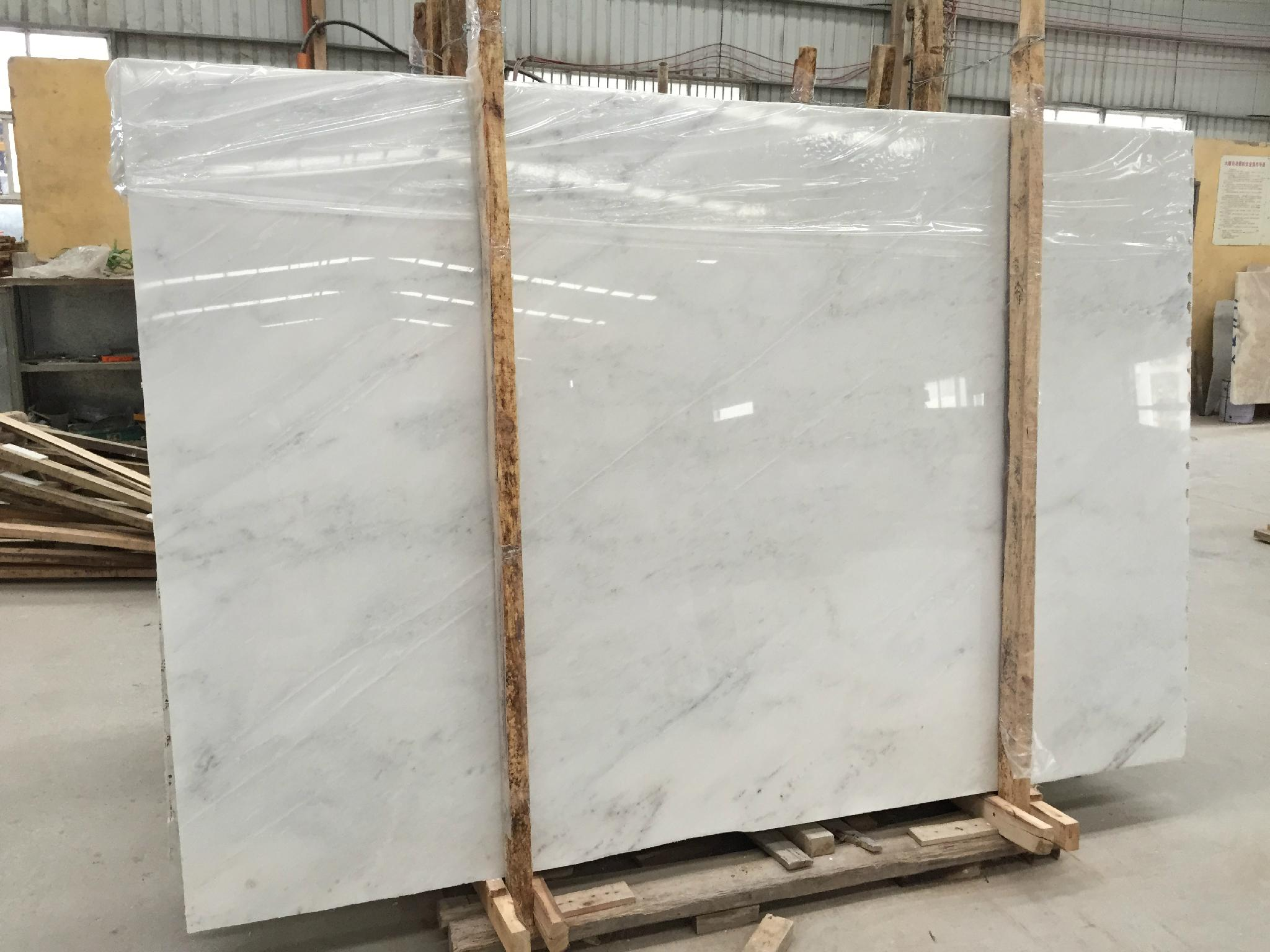 Beautiful oriental white marble 2