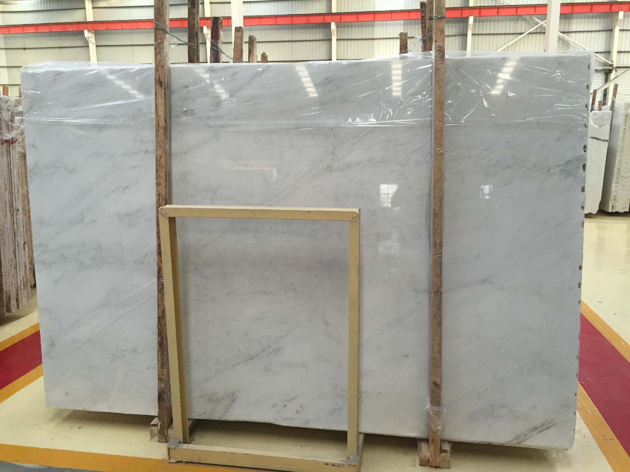 Beautiful oriental white marble 3