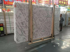 New crystal statuario marble