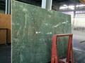Pure elegant green onyx marble