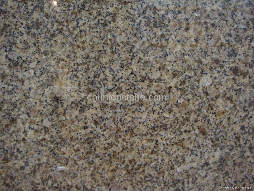 Granite Stone Product : Giallo catedral granite slab union stone china