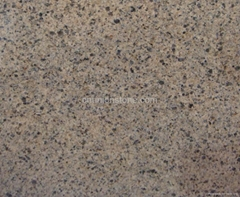 Giallo Cina Granite Slabs & Floor Tiles