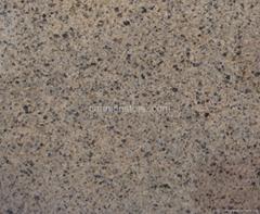Giallo Cina Granite Slab