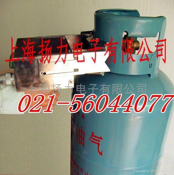 液化气罐打码机 1