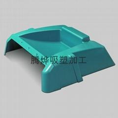 深圳大型ABS真空吸塑 厚板吸塑 大型厚片吸塑加工