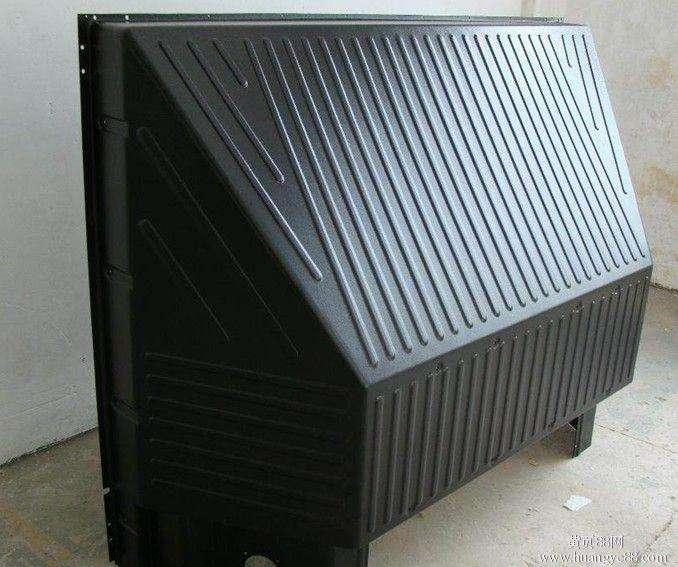 电视机后壳吸塑(电视机后盖吸塑) 4