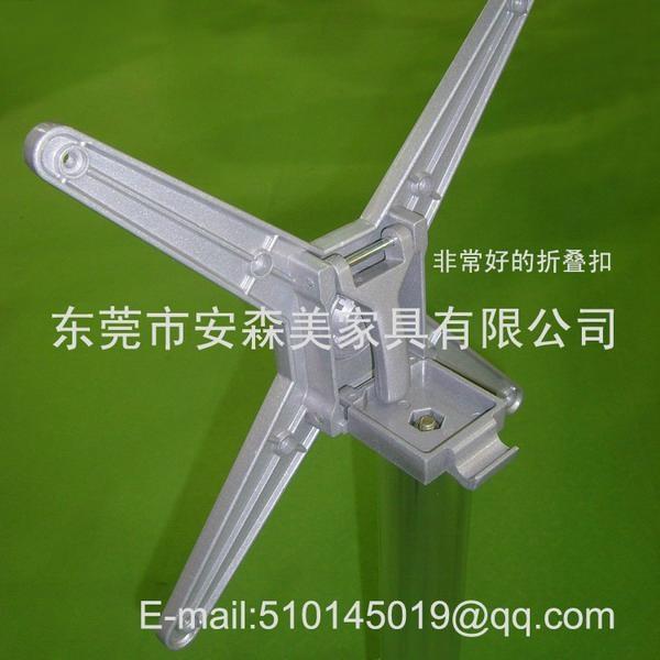 H125# 鋁合金折疊桌腳 5