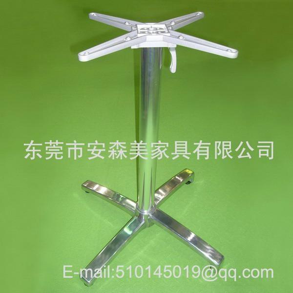 H125# 鋁合金折疊桌腳 2