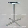 H354# 四爪不鏽鋼桌腳 3