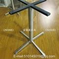 H354# 四爪不鏽鋼桌腳 5